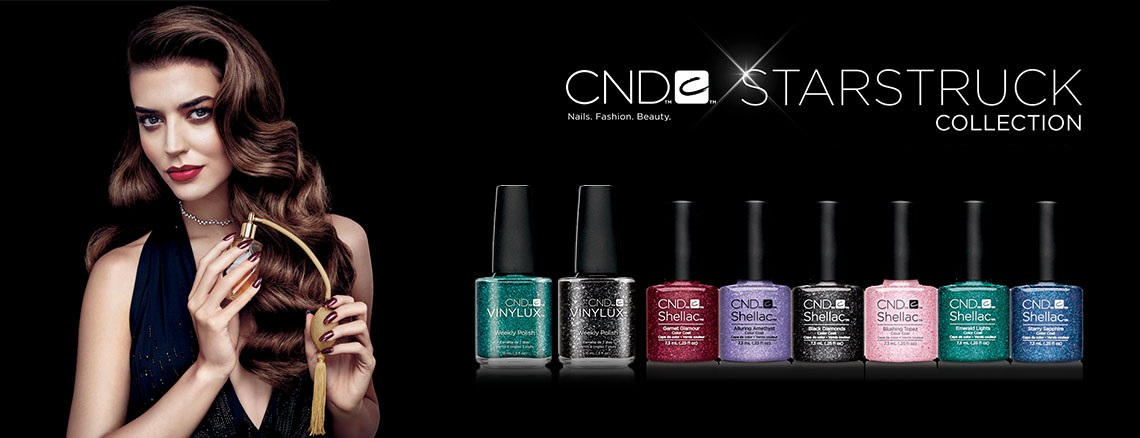 CND Shellac Startruck Collections